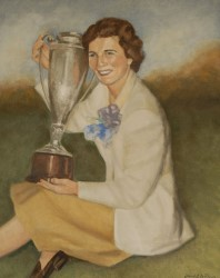 Louise Suggs, 2009 Gold Tee Award winner