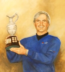 Fred Couples, 2014 Gold Tee Award winner