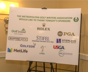 Thanking the 2018 MGWA National Awards Dinner Sponsors